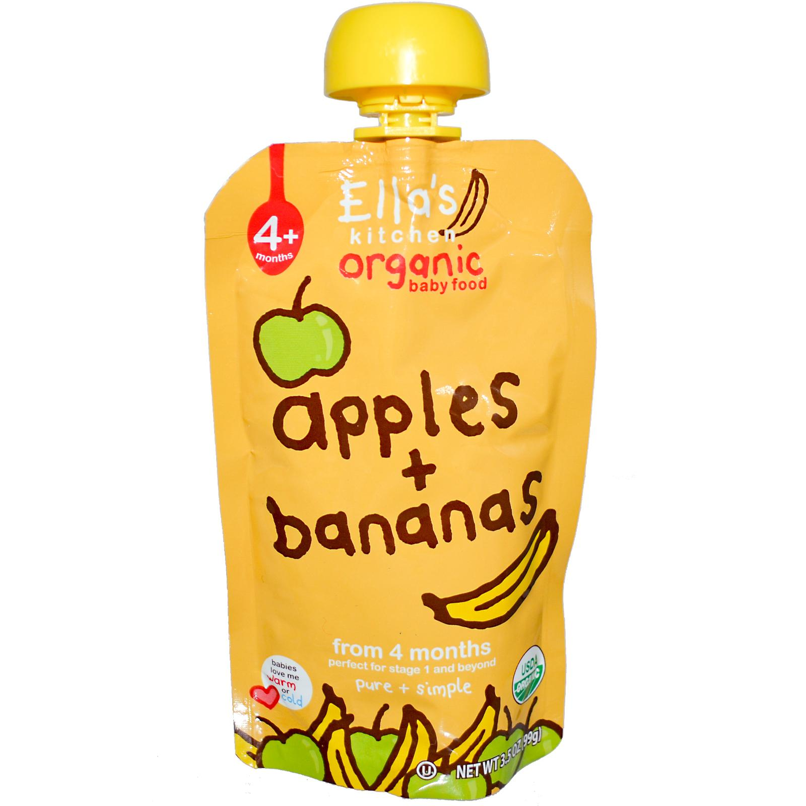 Ella S Kitchen Organic Products Baby Food Only At Target Thecouponinggeek