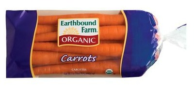 Earthbound Farms Organic Carrots Free Earthbound Farms Organic